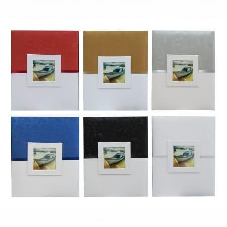 אלבום מגנטי גפן תפור 50 עמוד